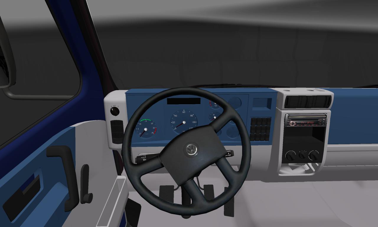 Салон VW 18310 - Euro Truck Simulator 2