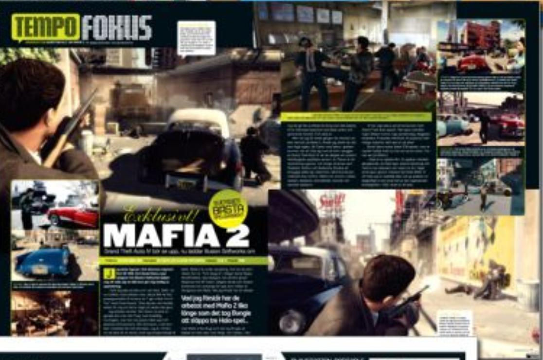статья из мафии3 - Mafia 2