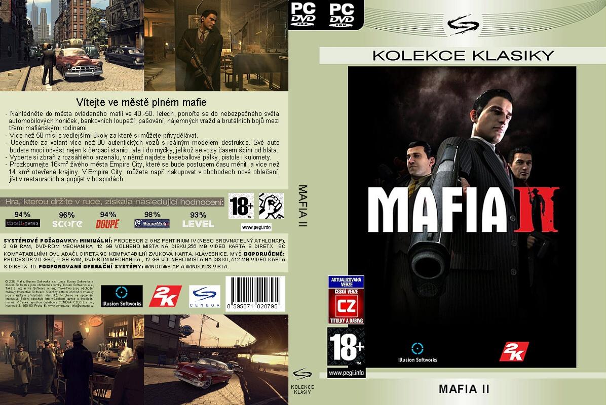 фейк коробки(как обычно) :) 2 - Mafia 2