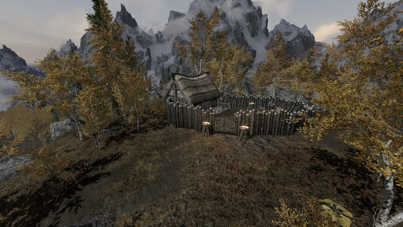 The Witcher House - Дом Ведьмака -