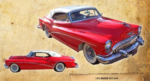 Buick 1953 Skylark - Mafia 2