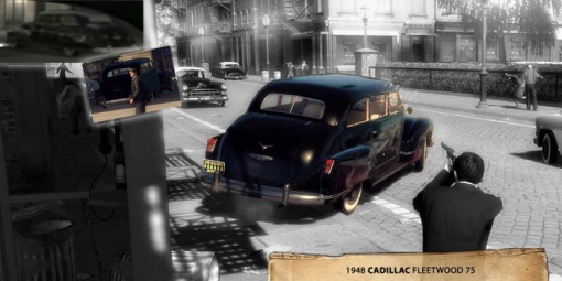Cadillac 1948-game - Mafia 2