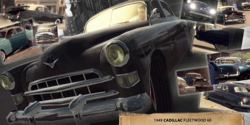 Cadillac 1949-game - Mafia 2