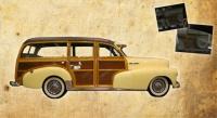 Chevrolet 1948 Woody - Mafia 2