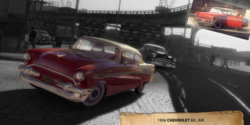 Chevrolet 1956-game - Mafia 2