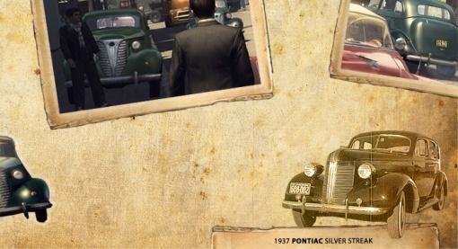 Pontiac 1937 - Mafia 2
