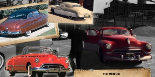 Mercury 1949 - Mafia 2