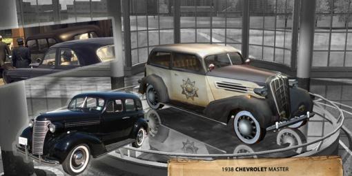 Шевроле 1938 - Mafia 2