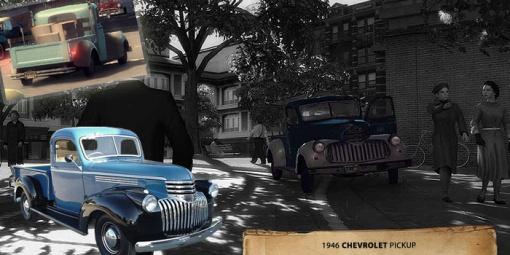 Шевроле-1946 - Mafia 2