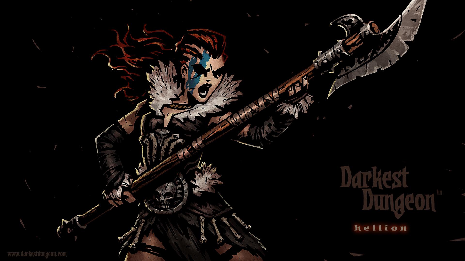 Реализованные, будущие, фанатские - Darkest Dungeon
