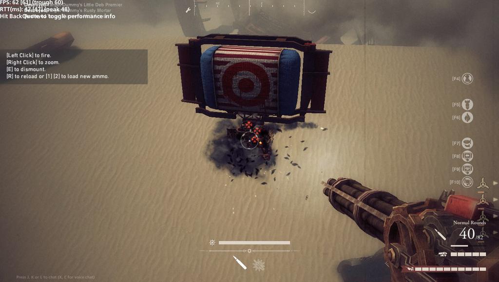 капитан - Guns of Icarus Online practice, Пилот