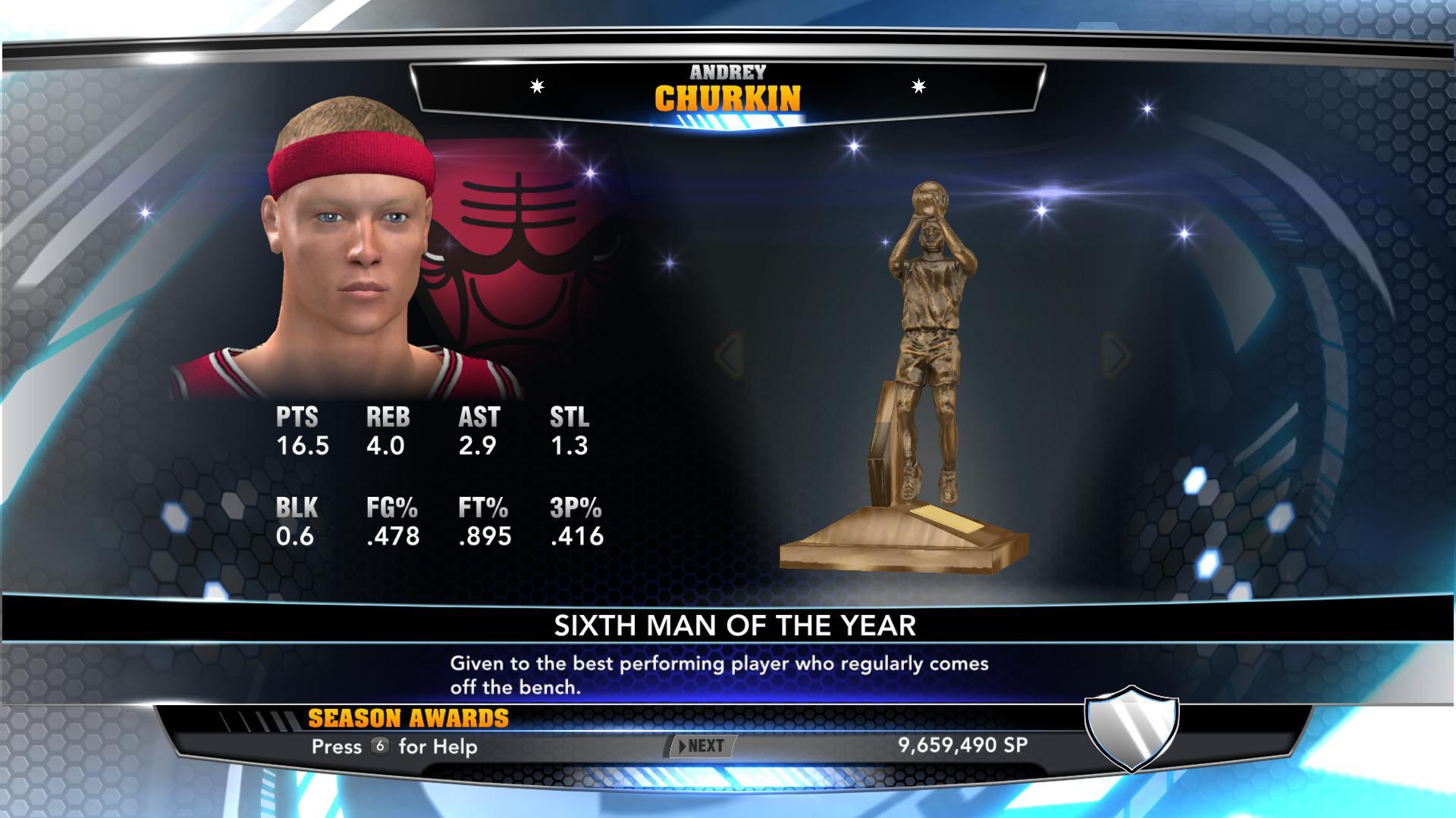 Скрины - NBA 2K14