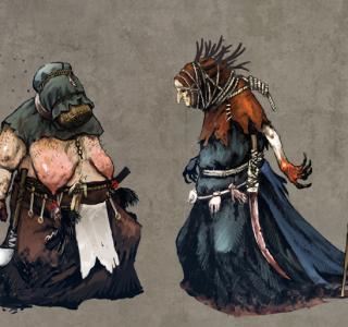 Арт The Witcher 3: Wild Hunt