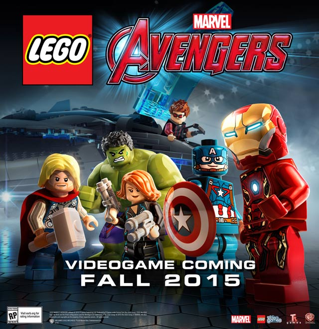 avengerslegocover.jpg - LEGO Marvel's Avengers