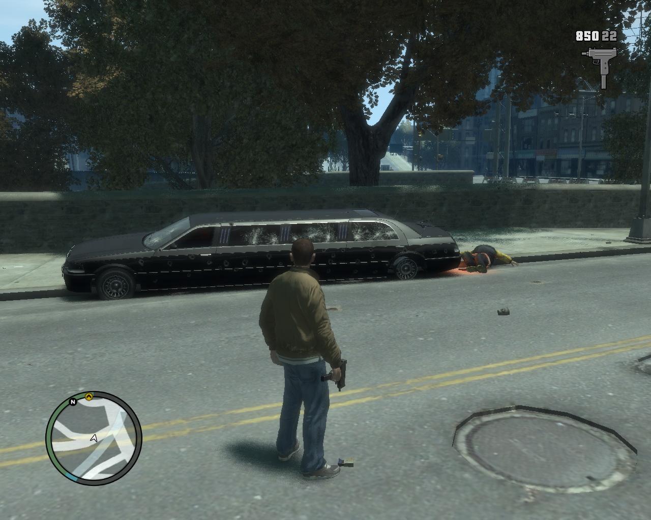 Разборки в Бронксе - Grand Theft Auto 4