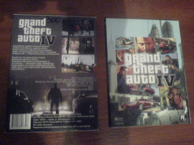 Пиратка GTA IV - Grand Theft Auto 4