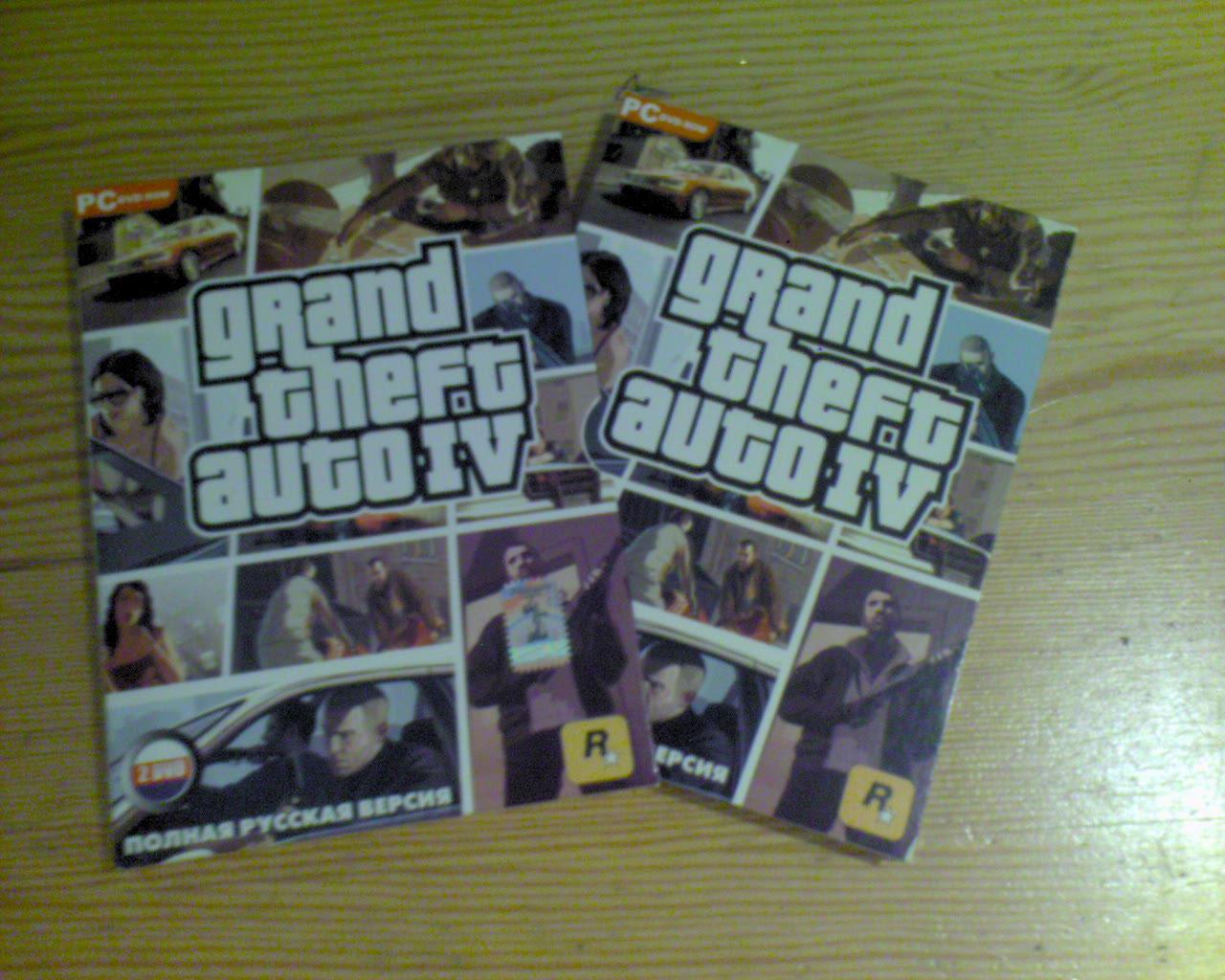 моя гта - Grand Theft Auto 4