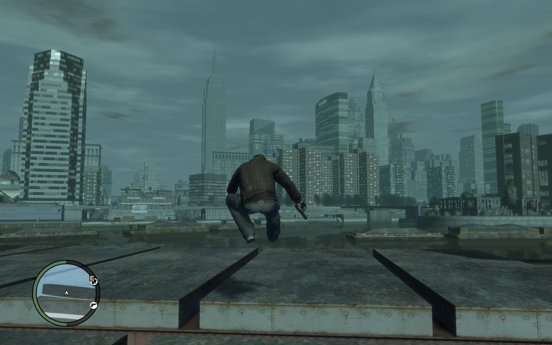 Grand Theft Auto IV - Grand Theft Auto 4