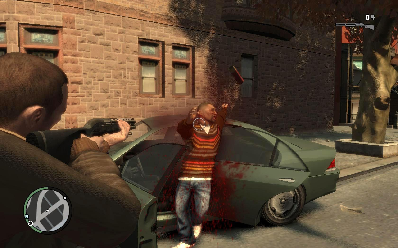shoot - Grand Theft Auto 4