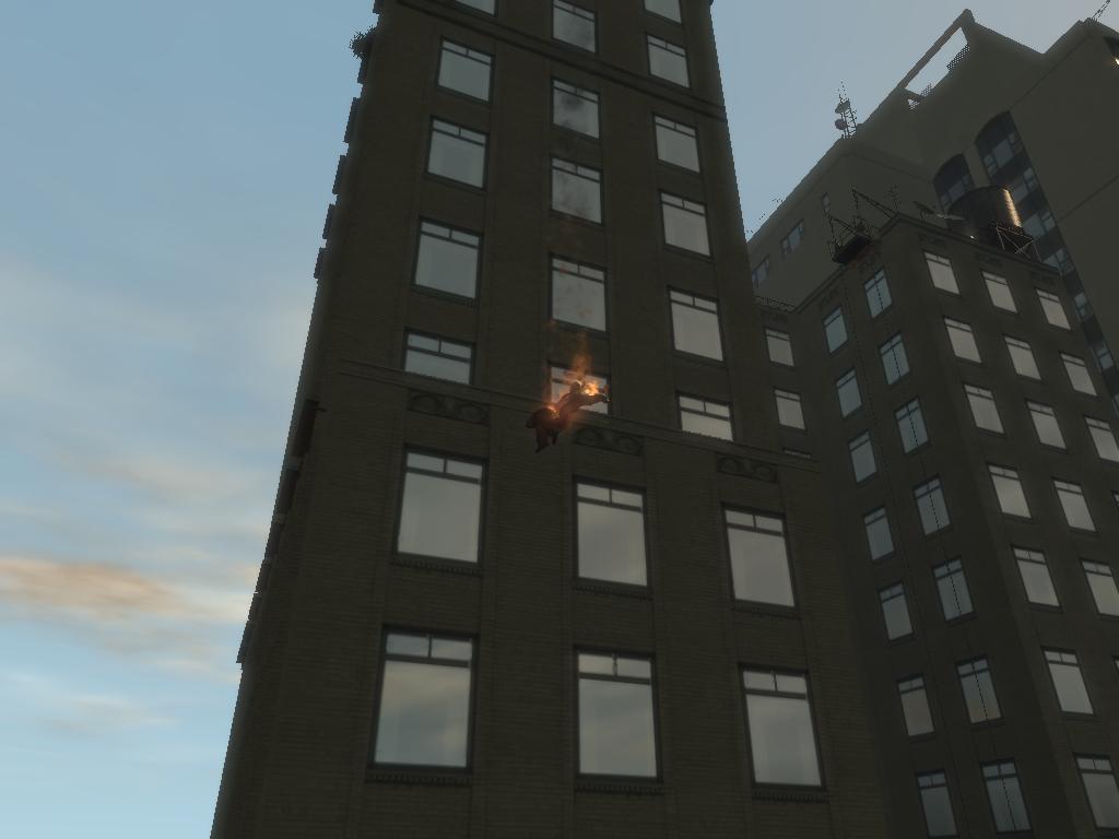 ну блИН бред) - Grand Theft Auto 4