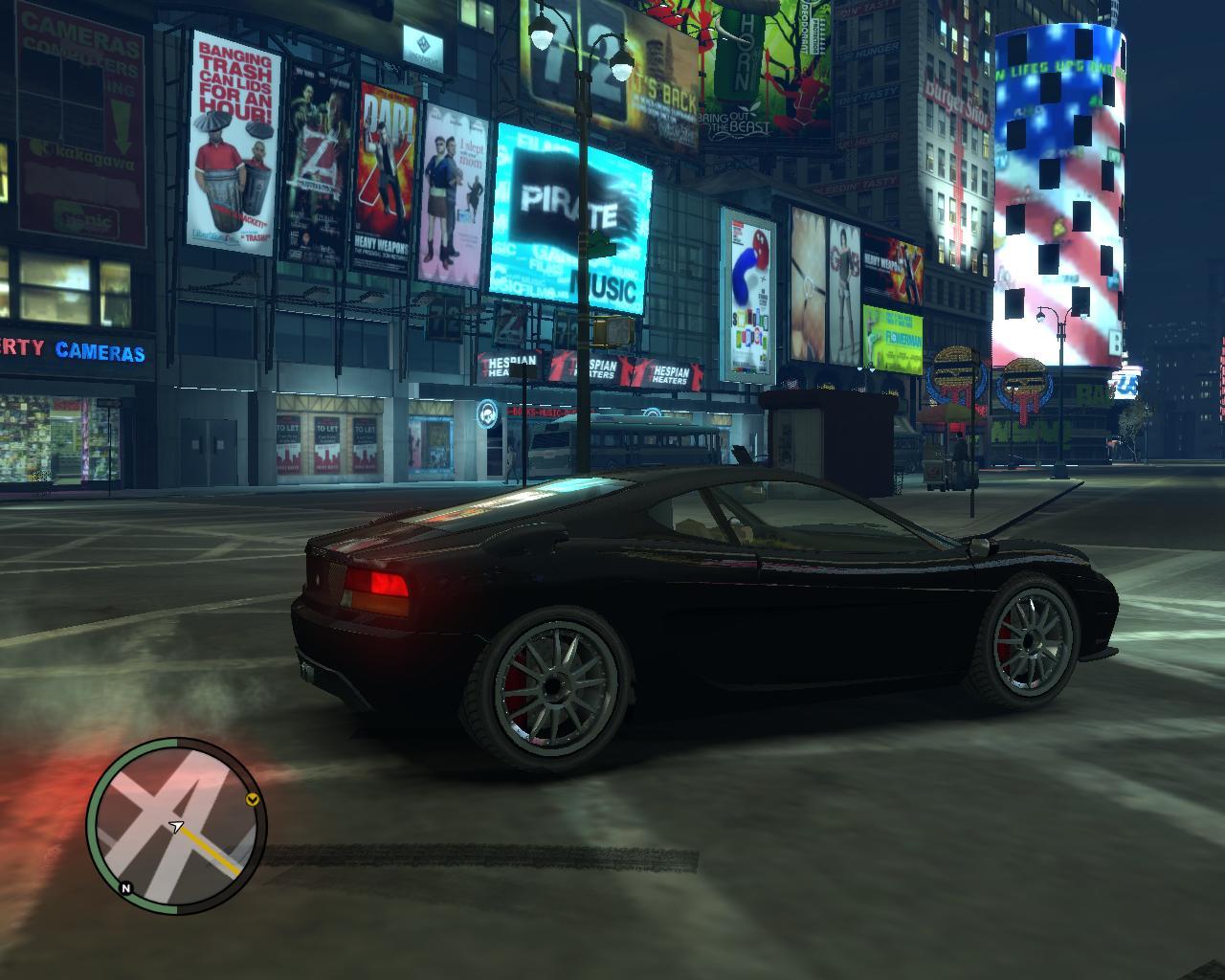 2 - Grand Theft Auto 4
