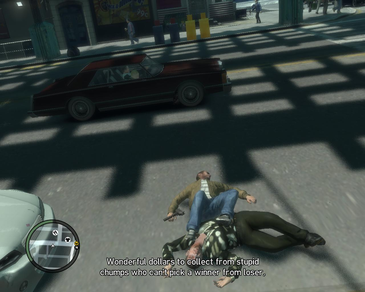 5 - Grand Theft Auto 4