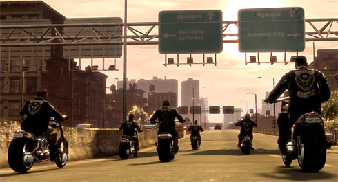 3 - Grand Theft Auto 4