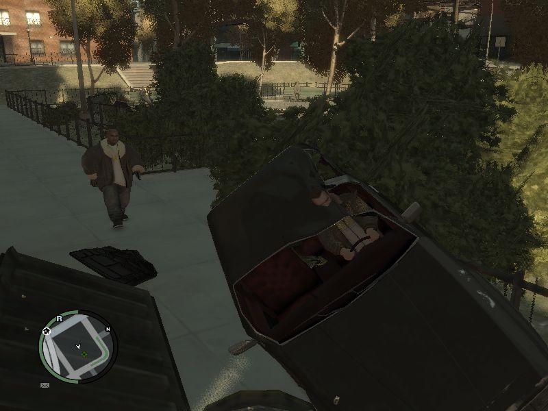 Кадилак - Grand Theft Auto 4