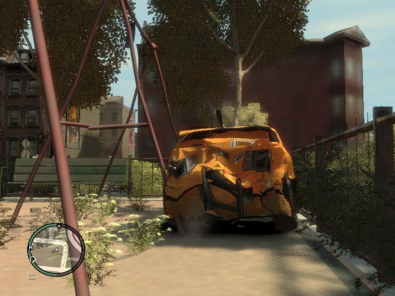Всмятку - Grand Theft Auto 4