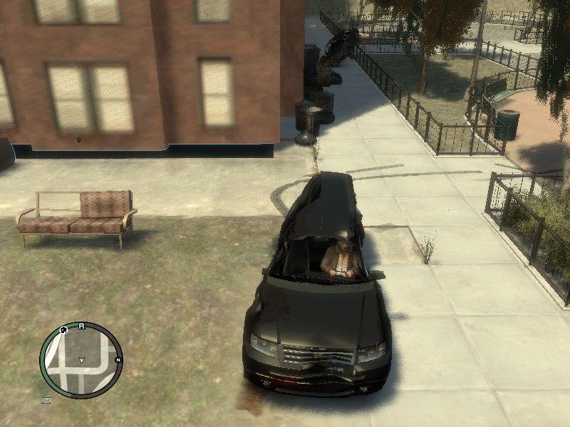 Новая модель джипа - Grand Theft Auto 4