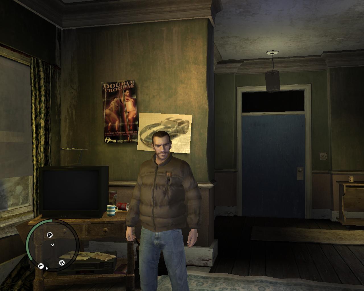 Дома - Grand Theft Auto 4