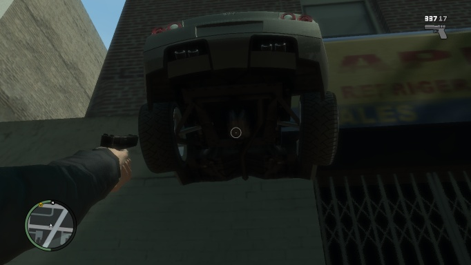 Prikol)) - Grand Theft Auto 4