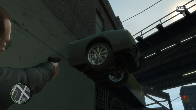Prikol3 - Grand Theft Auto 4