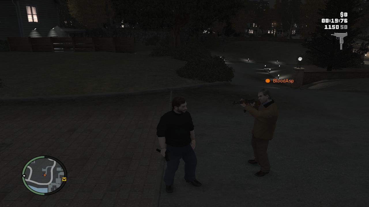 lan-2 - Grand Theft Auto 4