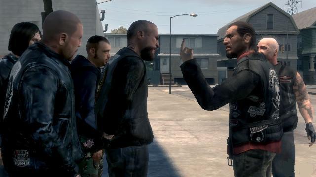 GTA - Grand Theft Auto 4