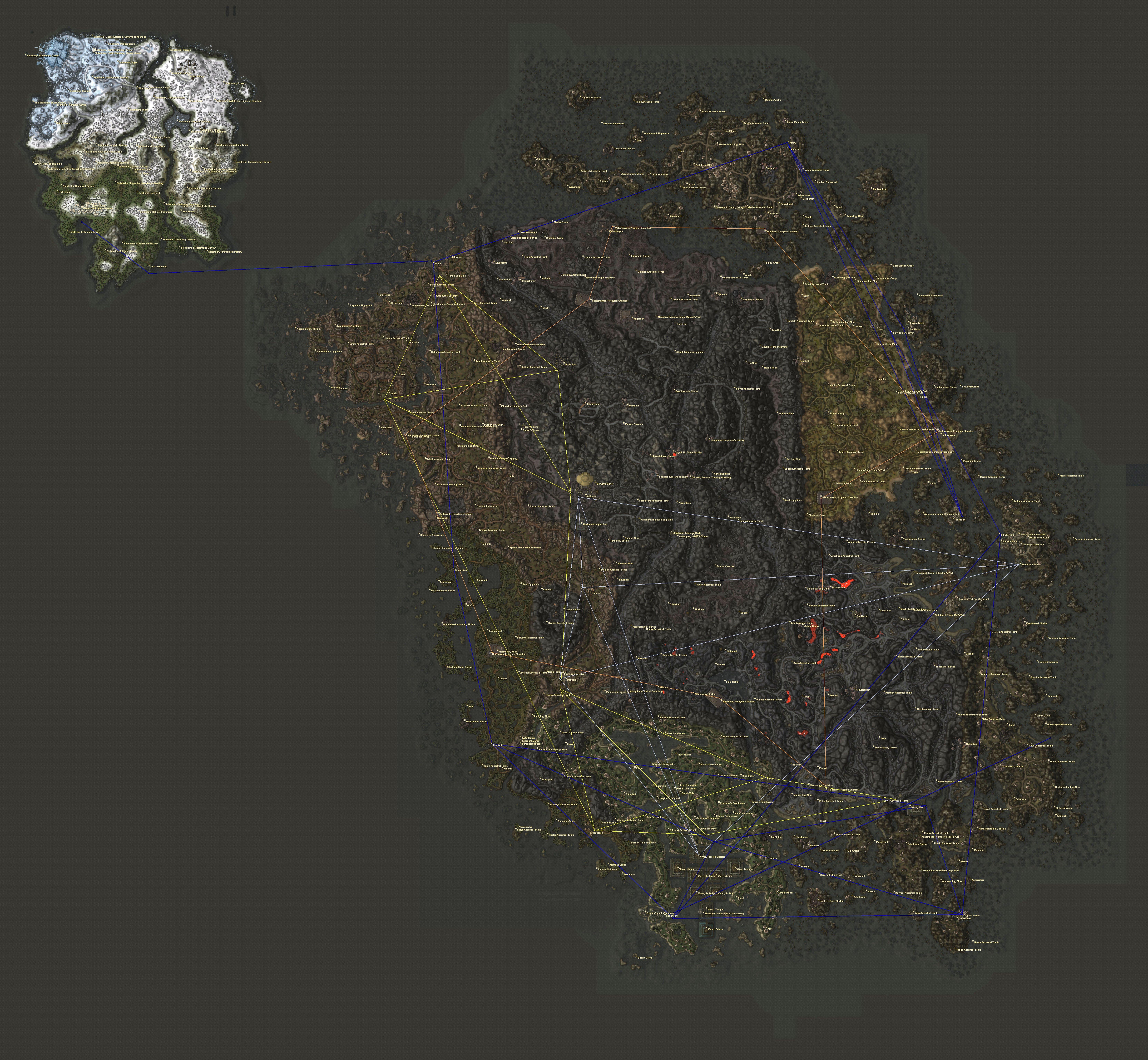 иллюстраций фото карты морровинда этой статье