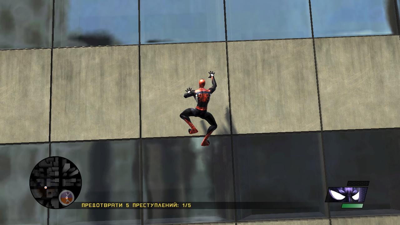 Tochnaa Samena Black - Spider-Man: Web of Shadows Мод, Скин