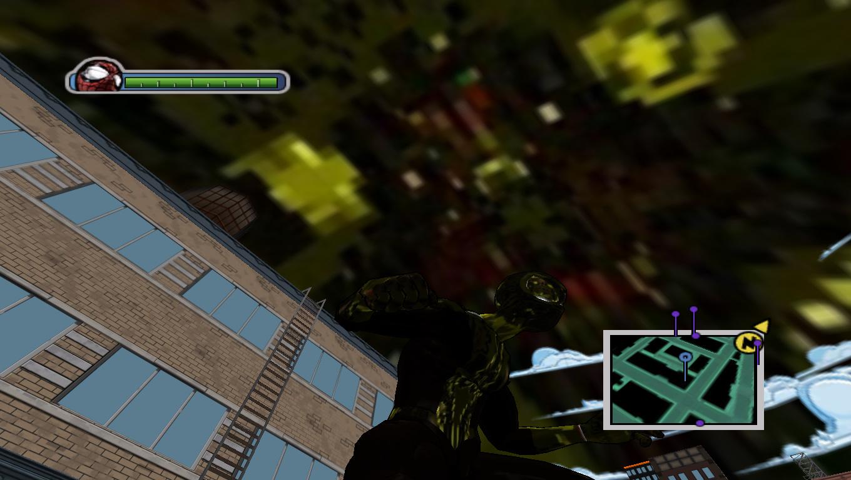 Gresi Sky - Ultimate Spider-Man Мод, Скин