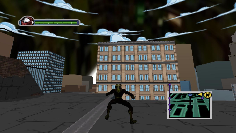 Gresi Red - Ultimate Spider-Man Мод, Скин
