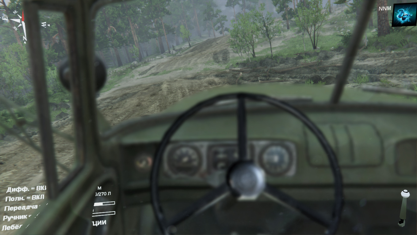 ЗиЛ 137 - Spintires Мод