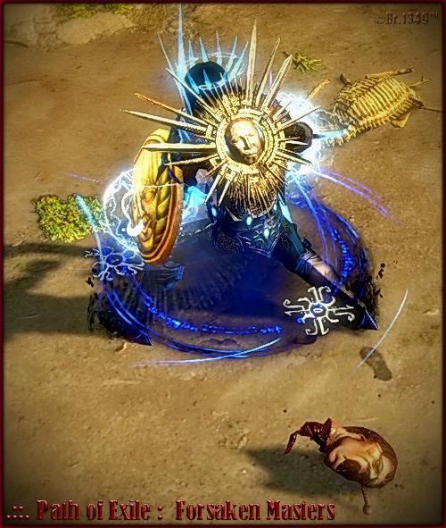 1.3.1 Morrah's Shadow CritArc Build for 1MSC League - Path of Exile Online RPG, PoE