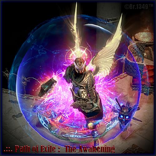 Morrah's Scion {RT} Mjolner LL BM ver2 - Path of Exile Online RPG, PoE