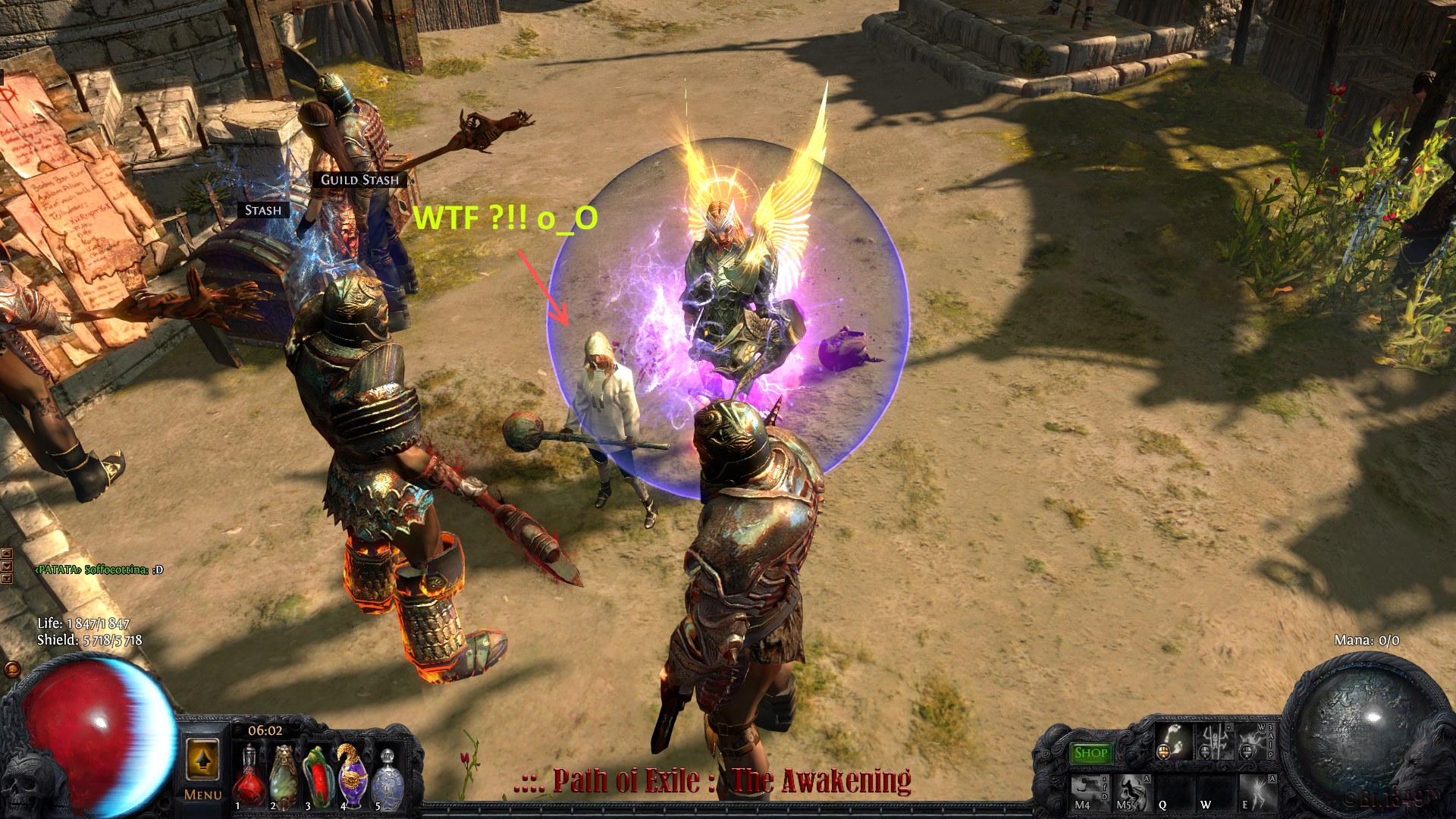 PathOfExile 2015-09-22 Litlle Shitty )) - Path of Exile