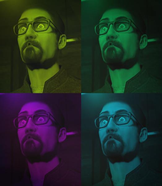 Гордон - Half-Life 2 Гордон Фримен