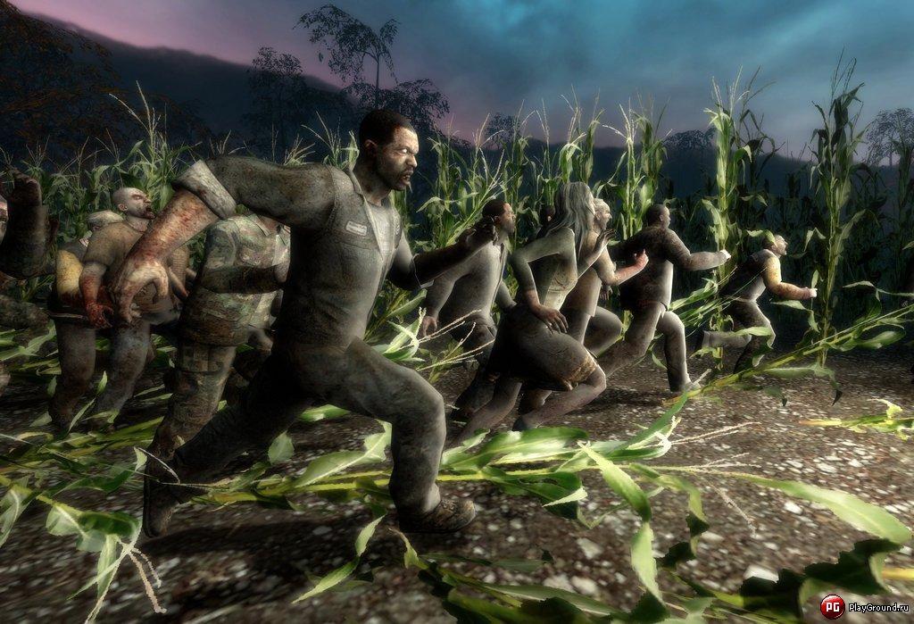Скриншоты с игр - Left 4 Dead