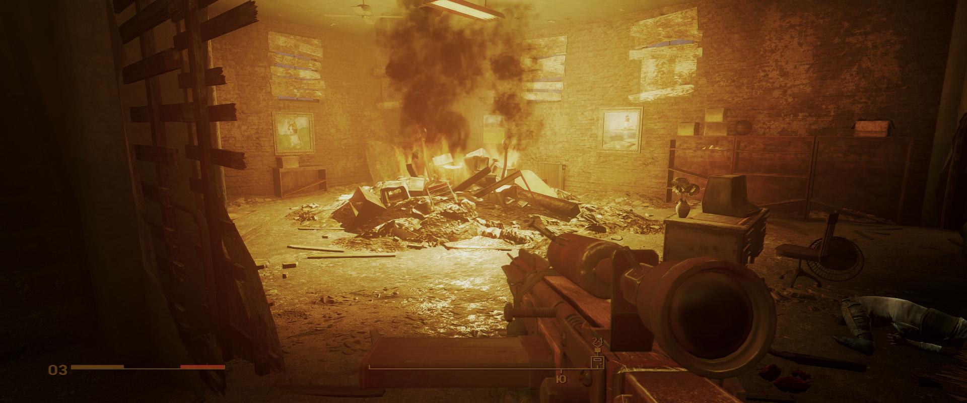 Enhanced Wasteland - Fallout 4 Enhanced Wasteland