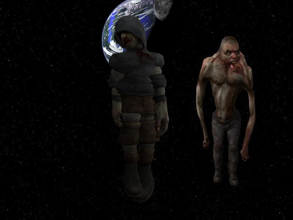 Танк и Охотник - Left 4 Dead