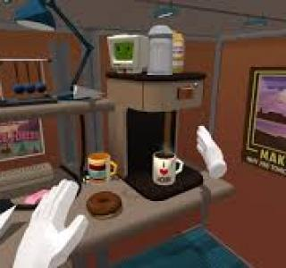 Job Simulator...