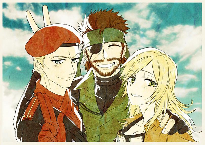 Eva - Metal Gear Solid 3: Snake Eater Eva