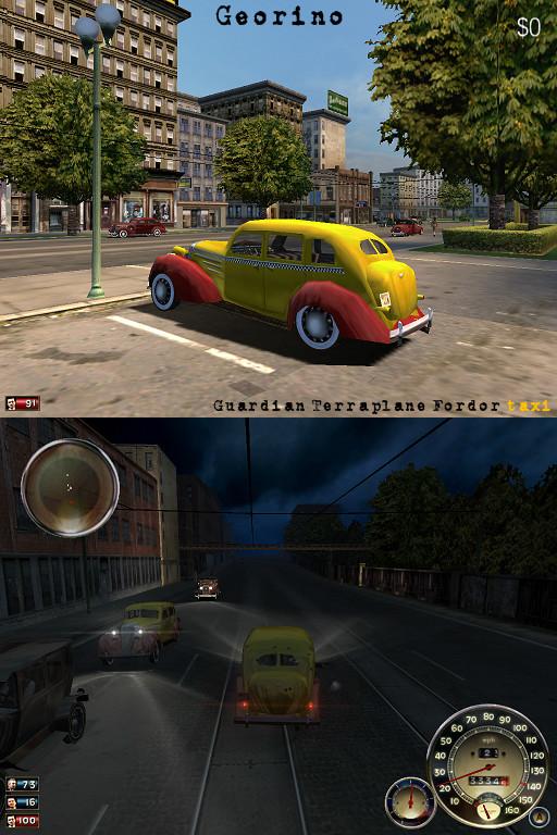 Guardian Terraplane Fordor - Mafia: The City of Lost Heaven такси